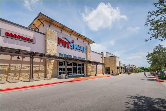 University Oaks Shopping Center